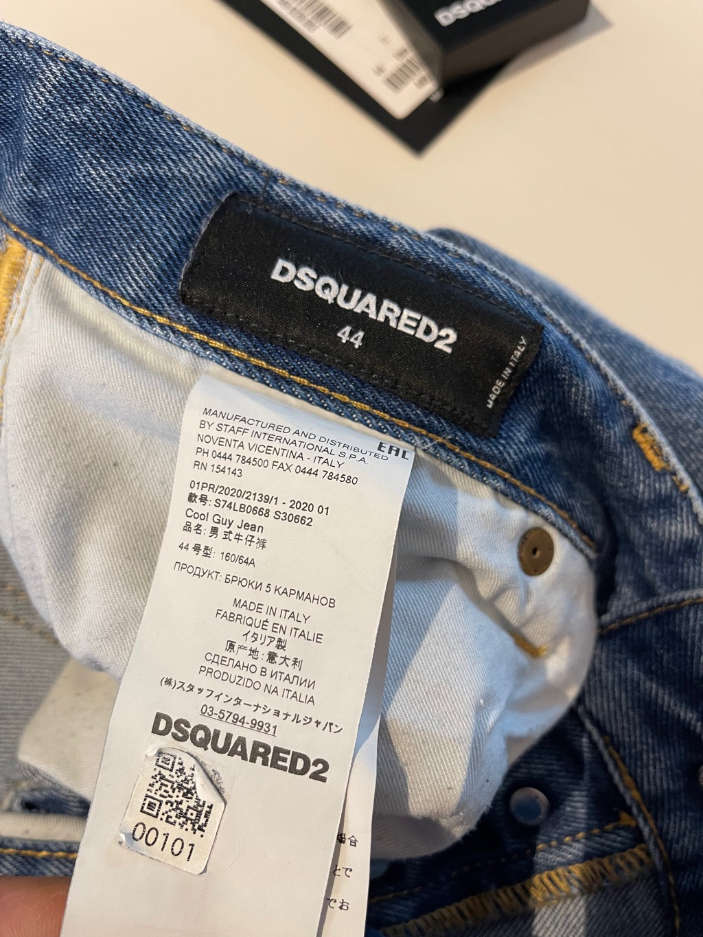 DSQUARED2 Cool Guy jeans, sz. 44Dsquared21
