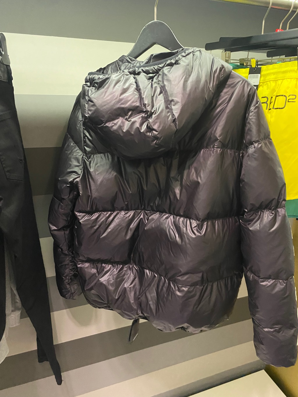 Dsquared2 puffer jacketDsquared23