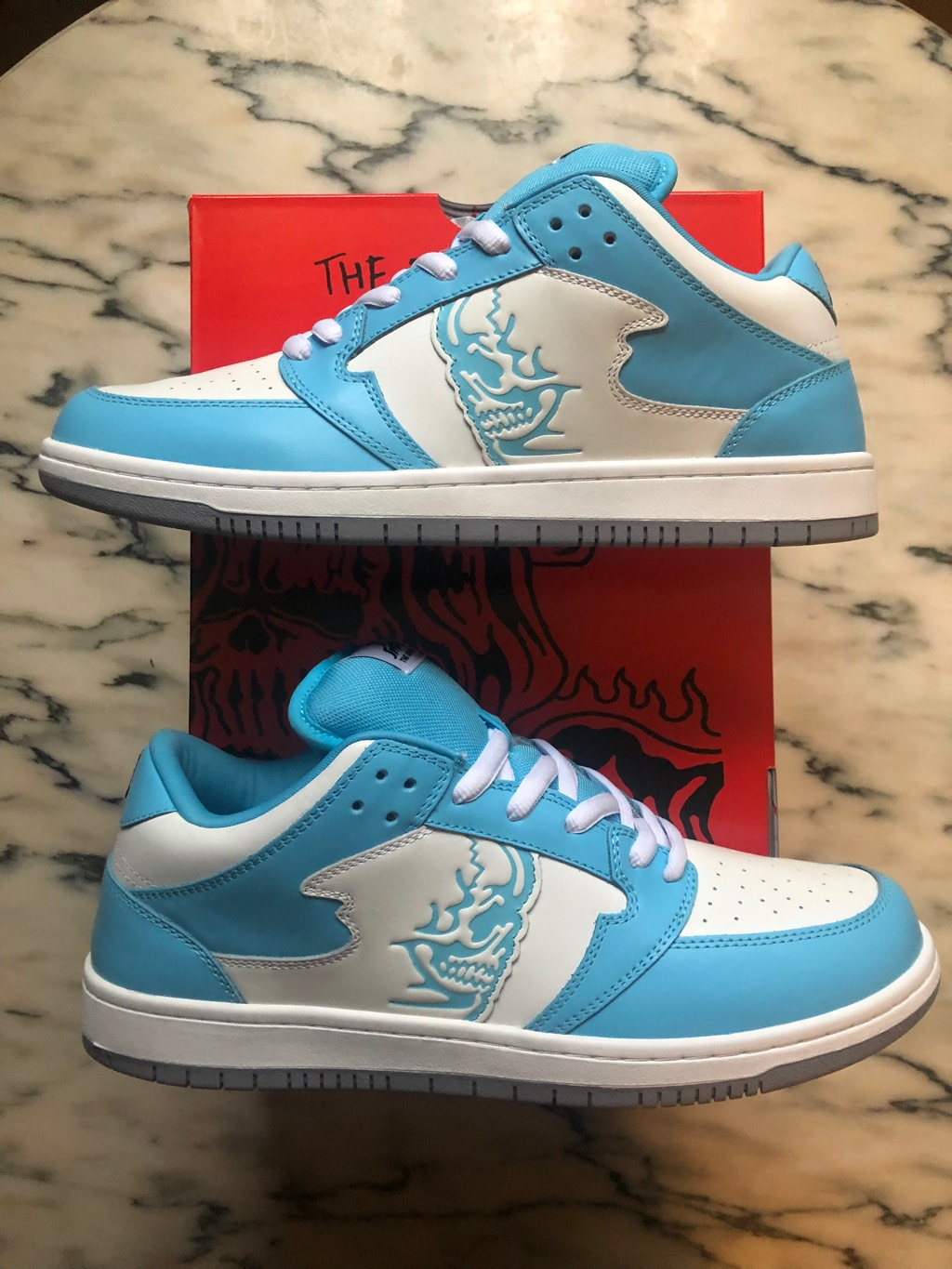 Warren Louts Reaper Electric Blue UK10.5 US11.5 DSOther2