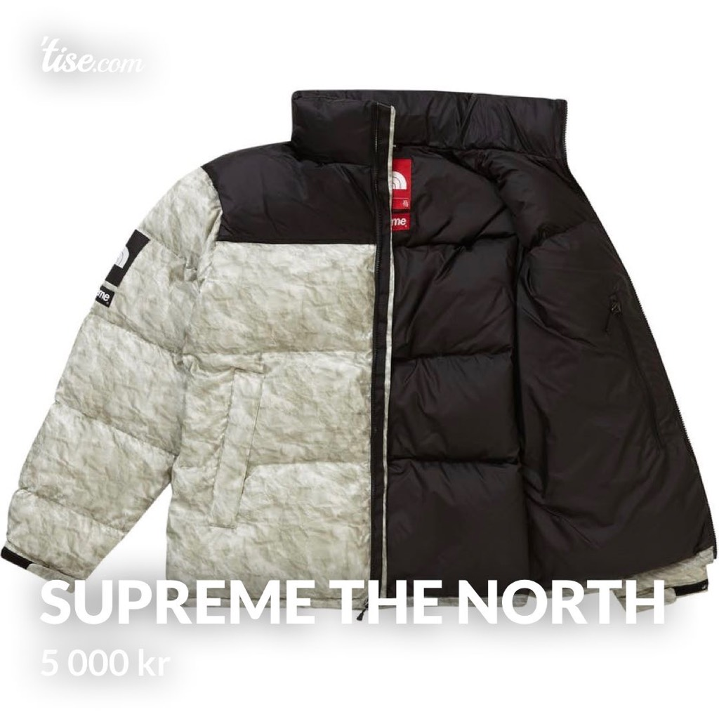 Supreme The North Face jacket with receiptSupreme4