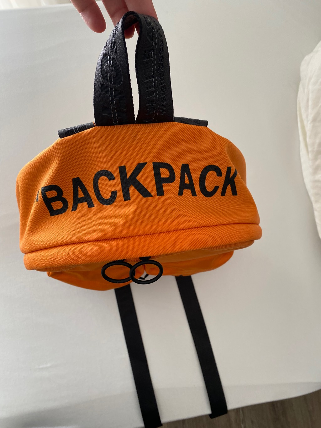 Off White BackpackOff-White0