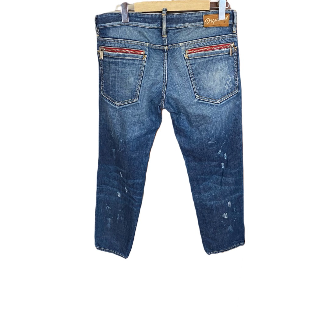 DSQUARED JEANS 48Dsquared22