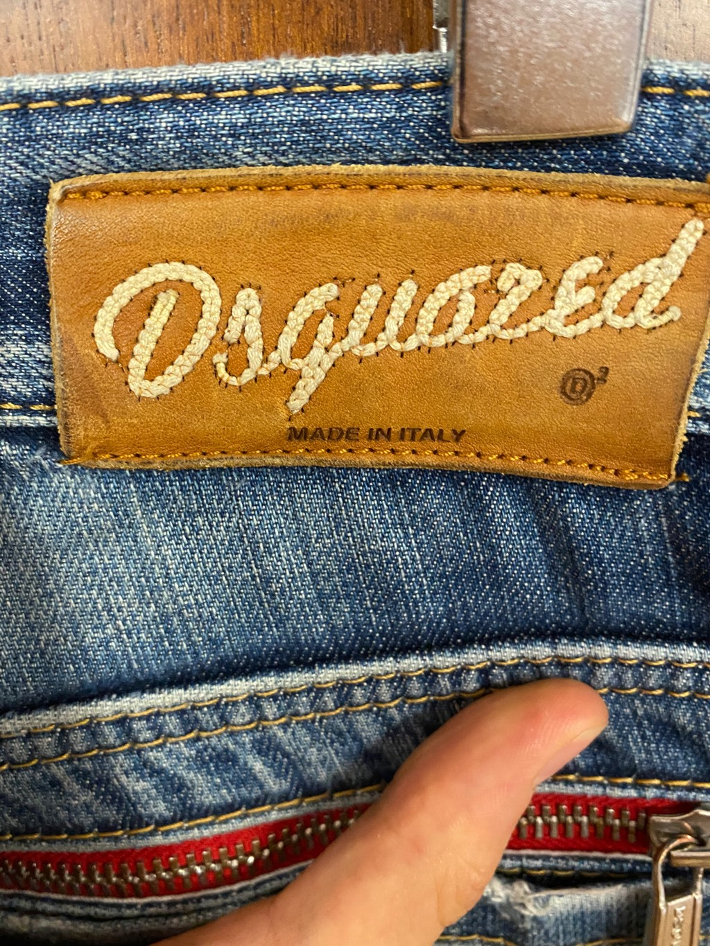 DSQUARED JEANS 48Dsquared21