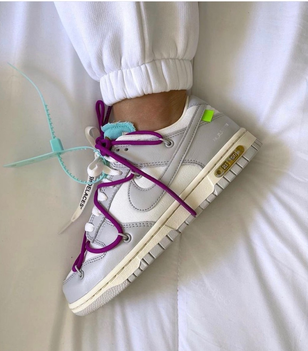Dunk off white Lote 21 Off-White x Nike5