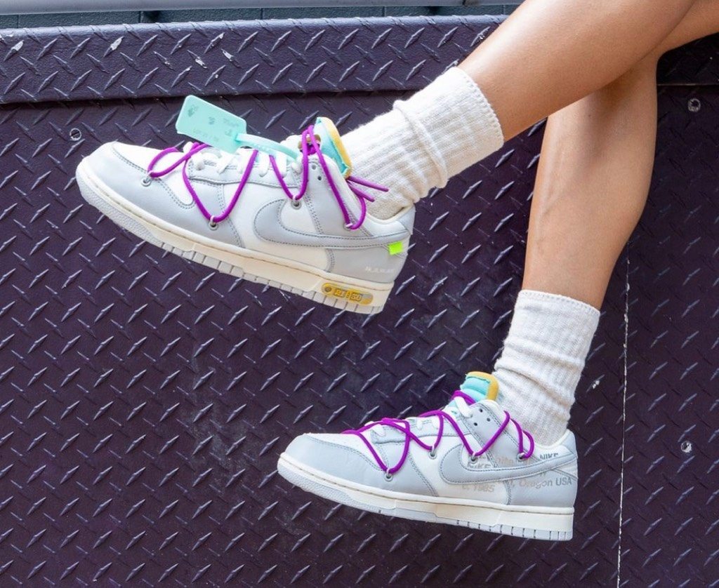 Dunk off white Lote 21 Off-White x Nike0