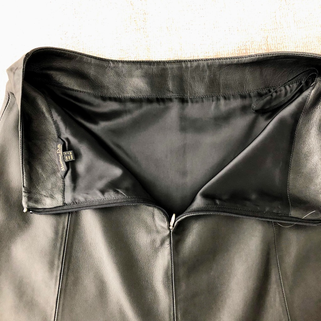 Women's Leather Skirt MASSIMO DUTTIOther2