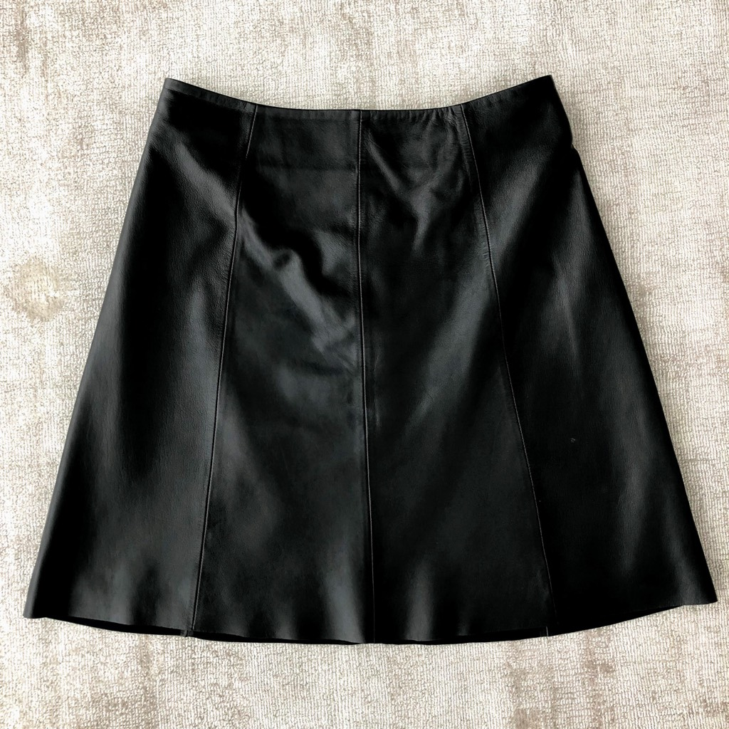 Women's Leather Skirt MASSIMO DUTTIOther1