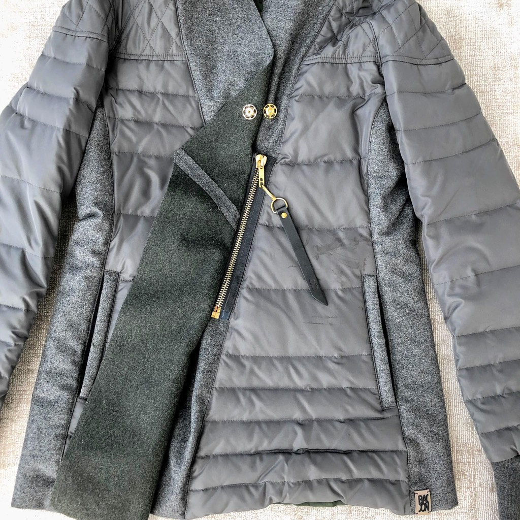 Women's Down Jacket BACCONOther1