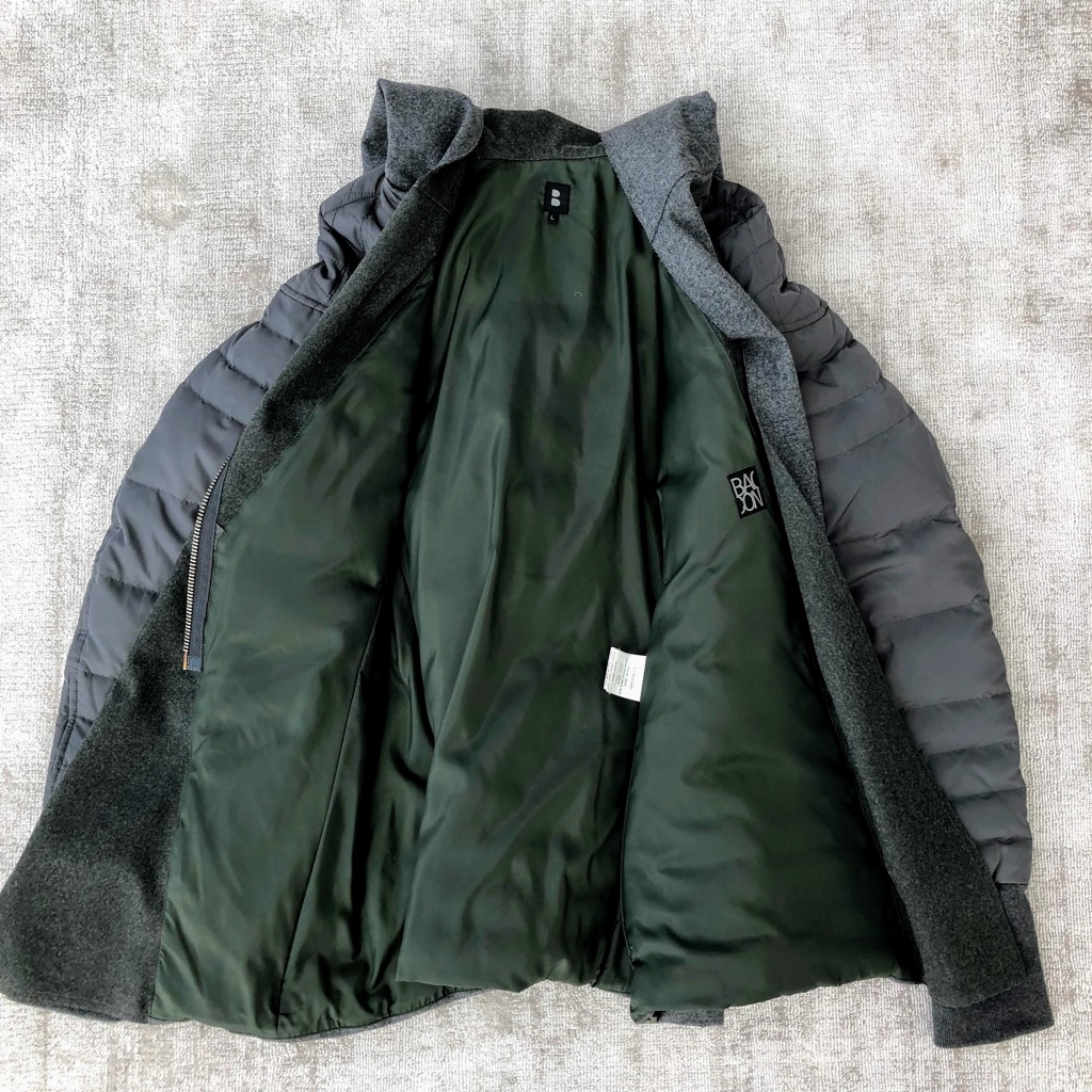 Women's Down Jacket BACCONOther4