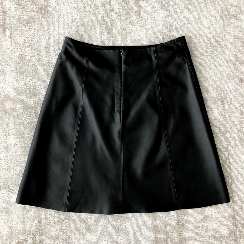 Women's Leather Skirt MASSIMO DUTTIOther0